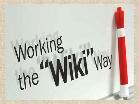 What I Know is...Wiki