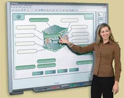 αποτελεσματικότητα της ενσωμάτωσης του Διαδραστικού Πίνακα στη διδασκαλία της Βιολογίας στο γυμνάσιο