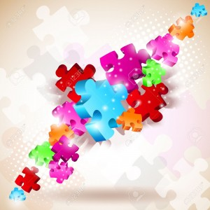 9088897-Abstract-background-made-from-puzzle-pieces--Stock-Vector-puzzle-rainbow