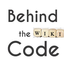 Behind the wiki code
