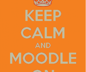 Are you ready to ''Moodle''?